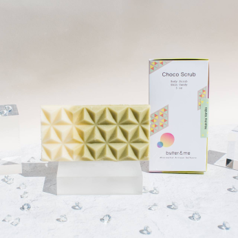 Choco Scrub - Matcha/Vanilla