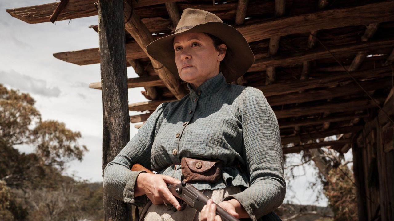 The Drover's Wife The Legend of Molly Johnson