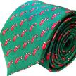 Naughty or Nice Tie