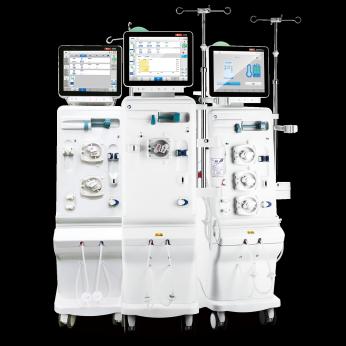 Hemodialysis Machine D800