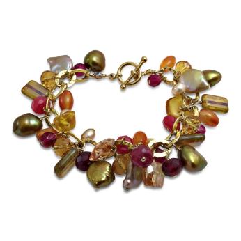 Bright Fall Bracelet