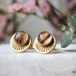 Horizon Earrings - Gold Filled