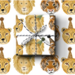 Party Animale Wrapping Paper