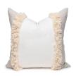 Muse Pillow 22 - Blanc