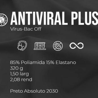 ANTIVIRAL PLUS 3005 87%POLIAMIDA 9%ELASTANO