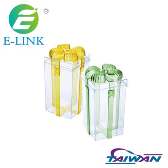 Clear Packing Present Box Case