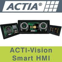 ACTI-Vision Multi-Function Display Family