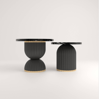 SIDE TABLE - ONIX COLLECTION