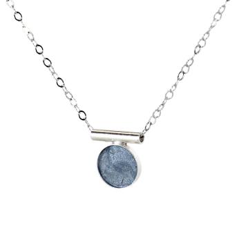 Granite Bar Necklace