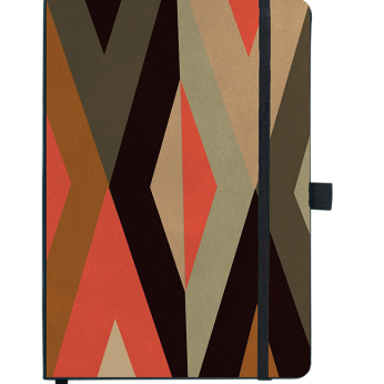 Malcolm-Betty Stone Paper Casebound Journal/Notebook