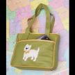 WESTIE / JPOURSE Leather Handbag