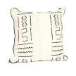 """Mudcloth Pillow Cover 20"""""""
