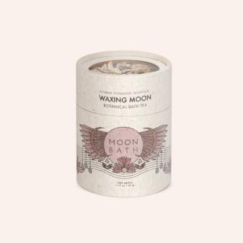 WAXING MOON   Botanical Bath Tea