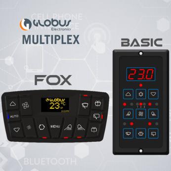 Multiplex Control Panels