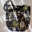 Cotton Botanical Tote Bag