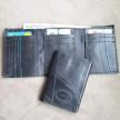 Revved Up Tri-Fold Wallet - Black Logo