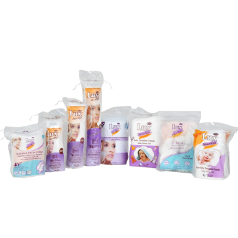 LUX MAKE UP COTTON GROUP