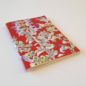 Blue Salvia Notebook