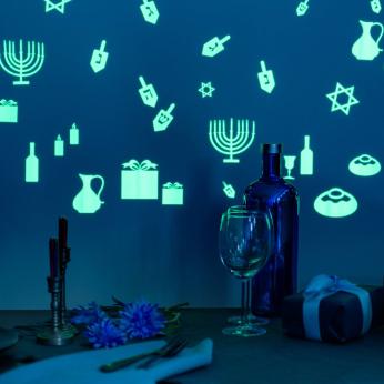 GLOPLAY Stickers The Hanukkah Series (27pcs/pack)