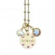 Inspirational Friend Jumble Necklace