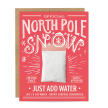 North Pole Snow Card