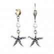Eden Starfish Earrings