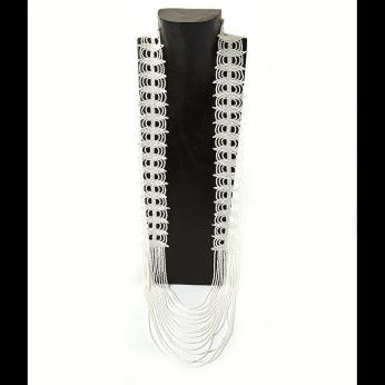 Mari long beaded Necklace - 3 Designs