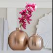 Rose Spherical Vases