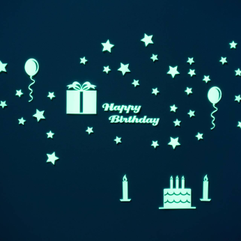 The Birthday Series(43pcs/pack)