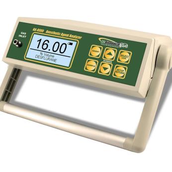 AA-8000 Anesthetic Agent Analyzer
