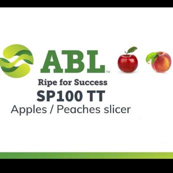 Apple & Nectarine sectioner  SP100TT