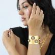 Eos cuff bracelet