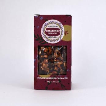 Premium Cranberry Tea (75 g / 2.6 oz)