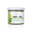 Lemon Tea Tree [Body + Foot Sea Salt Scrub] 282 ml