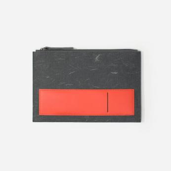 Hanji paper pouch & pen case