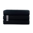 Chortex® Oxford™ Bath Towel, Black
