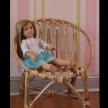 Crisscross Kids Chair