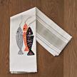 Pesci all'amo - Kitchen Towel