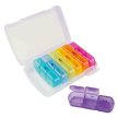 3 Times Daily Pill Case Organizer