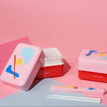 TAKENAKA BENTO BOX / Sustainable Eco Friendly Lunch Box