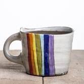 """""""Rainbow"""" Mug"""
