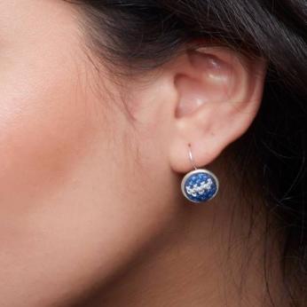 Earth Heir x MADE51 Glow Dainty Earrings