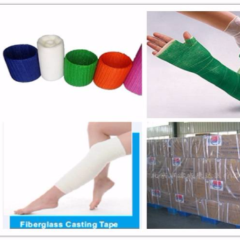 Medical Casting Tape Orthopedic Cast Tape Breathable Cast
