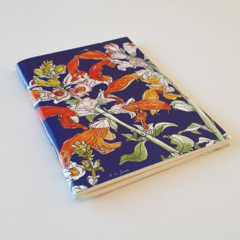 Golden Salvia Notebook