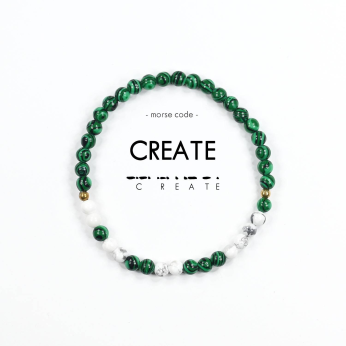 Morse Code Bracelet // Create