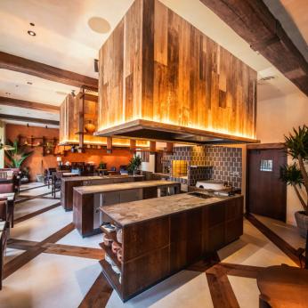 London Meets Mexico: Dekton Surfaces Chosen for New Kol Restaurant