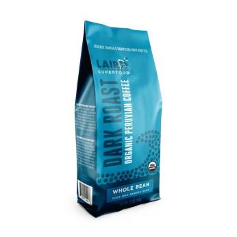 PERUVIAN DARK ROAST WHOLE BEAN COFFEE