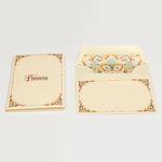 Florentia Card Portfolio Medium by KARTOS