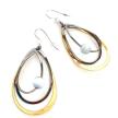 04.Handmade Jewelry - WIRE HOOK EARRINGS (Y)