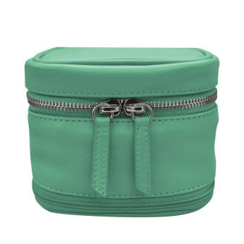 Soft Leather Jewelry Case